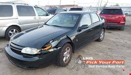 2002 SATURN L300 available for parts