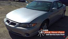 2000 PONTIAC GRAND PRIX available for parts