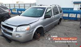 2006 CHEVROLET UPLANDER available for parts