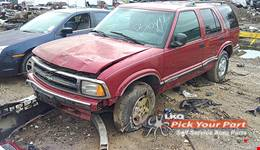 1997 CHEVROLET BLAZER available for parts