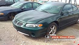1999 PONTIAC GRAND PRIX available for parts