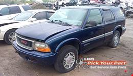 1998 GMC JIMMY available for parts