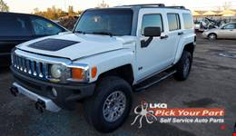 2008 HUMMER H3 available for parts