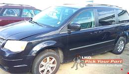 2010 CHRYSLER TOWN & COUNTRY partes disponibles