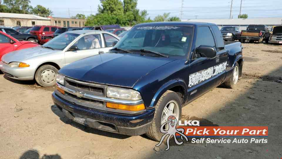 2000 Chevrolet S10 Used Auto Parts South Bend