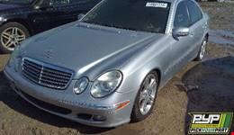 2005 MERCEDES-BENZ E500