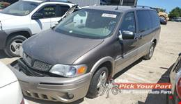 2004 PONTIAC MONTANA available for parts