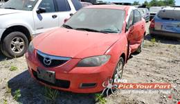2007 MAZDA 3 available for parts