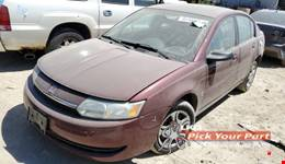 2003 SATURN ION available for parts