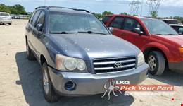 2003 TOYOTA HIGHLANDER available for parts