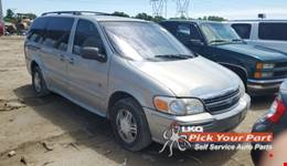 2001 CHEVROLET VENTURE available for parts