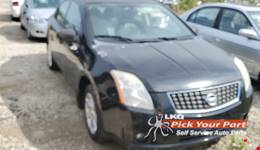 2008 NISSAN SENTRA available for parts