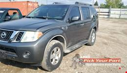 2008 NISSAN PATHFINDER available for parts