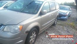 2009 CHRYSLER TOWN & COUNTRY available for parts