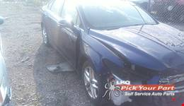 2013 FORD FUSION available for parts