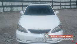 2002 TOYOTA CAMRY available for parts