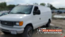 2007 FORD E-150 available for parts