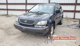 1999 LEXUS RX300 available for parts