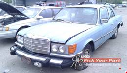 1980 MERCEDES-BENZ 300SD available for parts