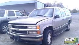 1999 CHEVROLET K1500 SUBURBAN
