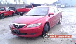 2003 MAZDA 6 available for parts
