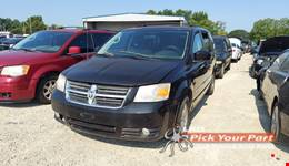 2010 DODGE GRAND CARAVAN available for parts