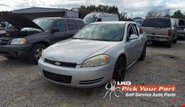 2010 CHEVROLET IMPALA available for parts