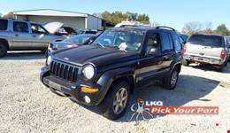 2004 JEEP LIBERTY available for parts