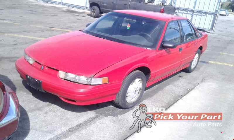 1997 oldsmobile cutlass supreme lkq pick your part toledo lkq pick your part