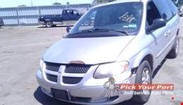 2001 DODGE GRAND CARAVAN available for parts
