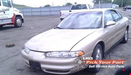 2001 OLDSMOBILE INTRIGUE available for parts