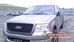 2004 FORD F-150 available for parts