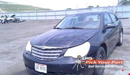 2008 CHRYSLER SEBRING available for parts