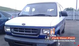 2001 FORD E-250 ECONOLINE available for parts