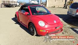 2004 VOLKSWAGEN BEETLE available for parts