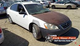 2002 NISSAN ALTIMA available for parts