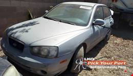 2003 HYUNDAI ELANTRA available for parts