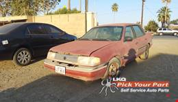 1989 MERCURY TOPAZ available for parts