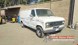 1983 FORD E-150 ECONOLINE available for parts