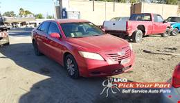 2007 TOYOTA CAMRY available for parts