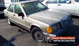 1992 MERCEDES-BENZ 190E available for parts