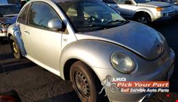1999 VOLKSWAGEN BEETLE available for parts