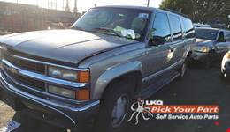 1998 CHEVROLET K1500 SUBURBAN available for parts