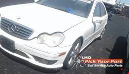 2006 MERCEDES-BENZ C230 available for parts