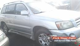 2004 TOYOTA HIGHLANDER available for parts