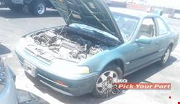 1992 HONDA ACCORD available for parts