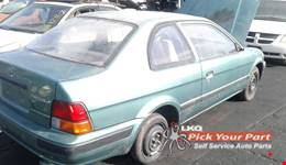 1995 TOYOTA TERCEL available for parts