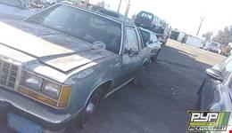 1983 FORD LTD