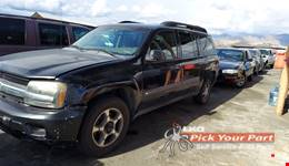 2004 CHEVROLET TRAILBLAZER EXT available for parts