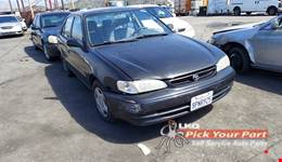 1999 TOYOTA COROLLA available for parts